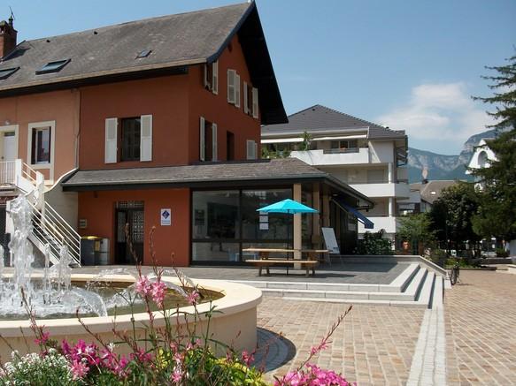 Office de Tourisme de Challes-les-Eaux