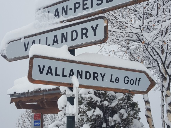 Station de Peisey-Vallandry