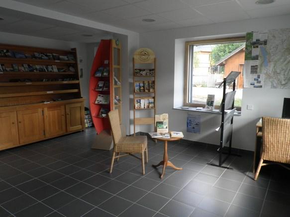 Bureaux de l'Office de tourisme