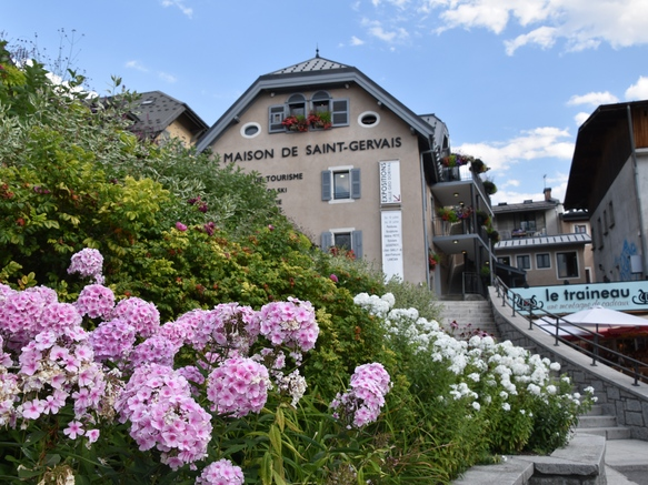 Maison de Saint Gervais