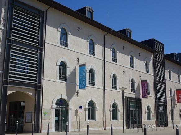 Office de Tourisme de l'Albanais, à Rumilly