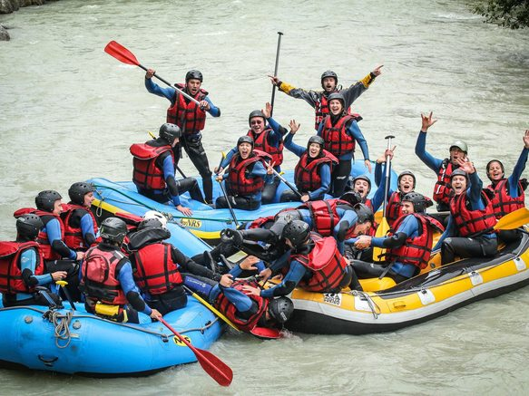 Rafting Groupe Passy