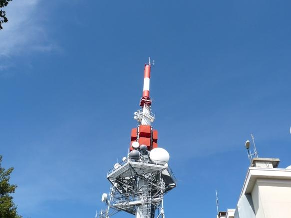 Antenne du Relais du Mont du Chat