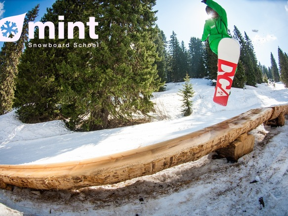 FreeStyle Mint Snowboard Morzine