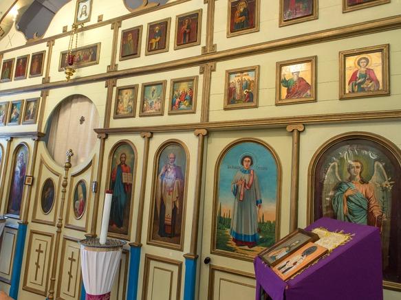 Église orthodoxe Saint-Nicolas