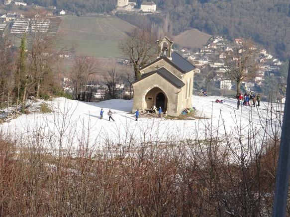 Location logement meublé La Chapelle du Mont du Chat Savoie