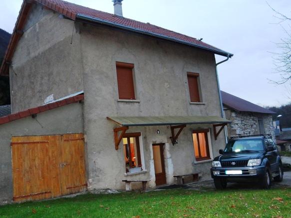 Logement meublé M. Palatin La Chapelle du Mont du Chat