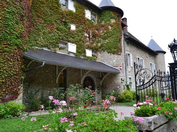 Château des Comtes de Challes