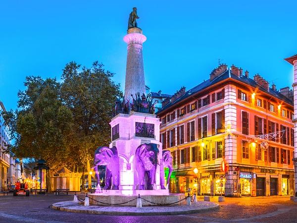 Fontaine des Eléphants image