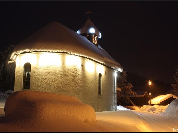 Chapelle du Verney image