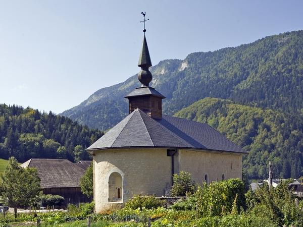 Chapelle de la Correrie image