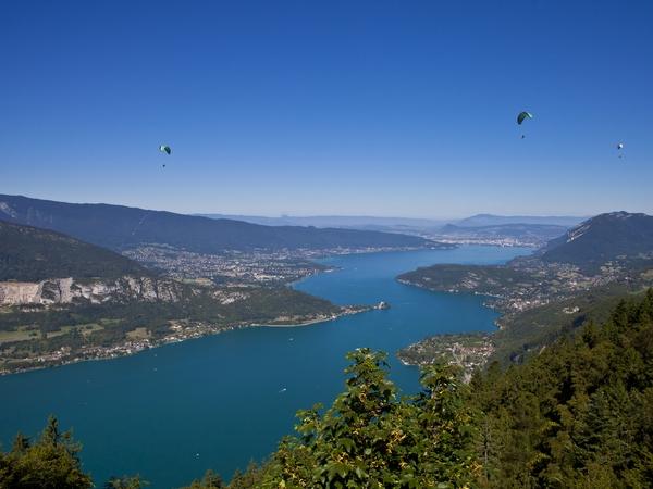 Belvédère de Montmin - Col de la Forclaz image