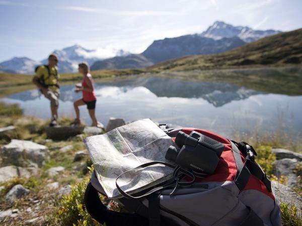 Itinéraire de randonnée : Le Lac du Carroley image