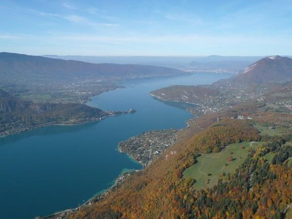 Lac d'Annecy image