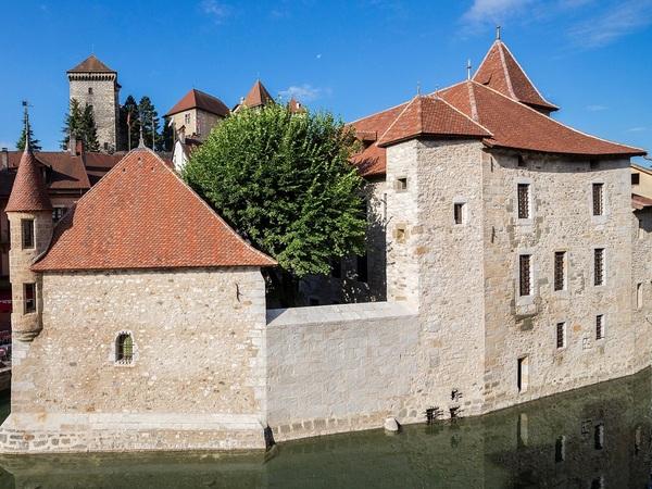 Palais de l'Île Comprendre l'architecture et le patrimoine image
