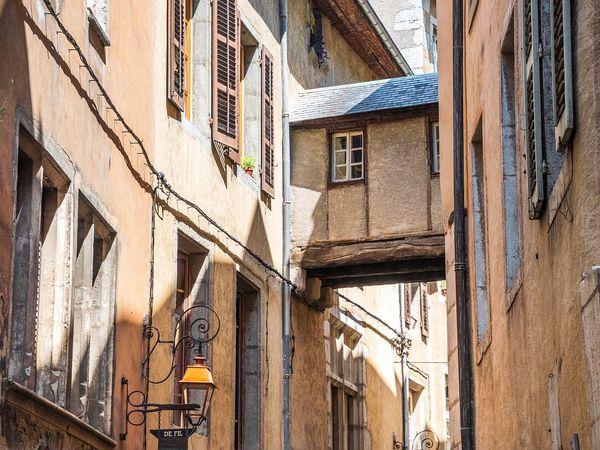 Centre historique de Chambéry image