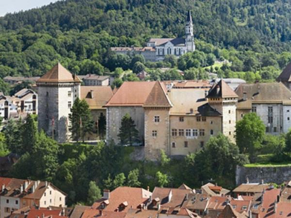 Château d'Annecy Musée lacs et montagnes image