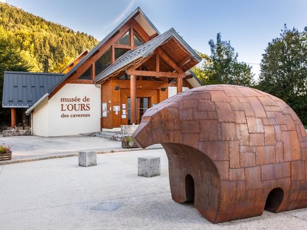 Musée de l'ours des cavernes image