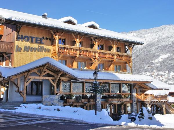 Hôtel*** le Morillon