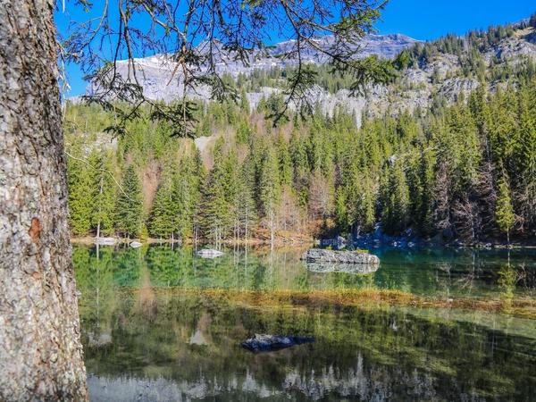 Lac Vert image