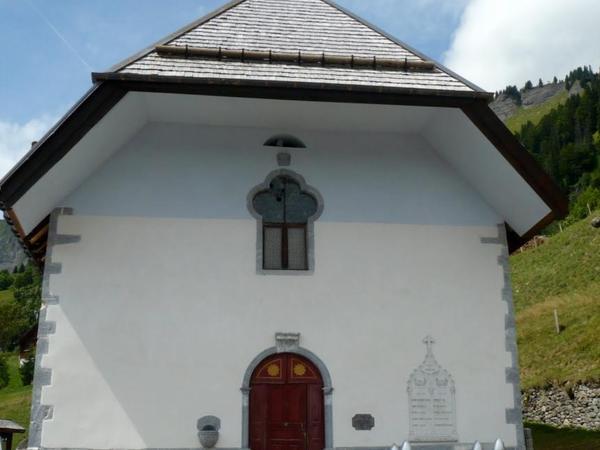 Eglise de Chaucisse