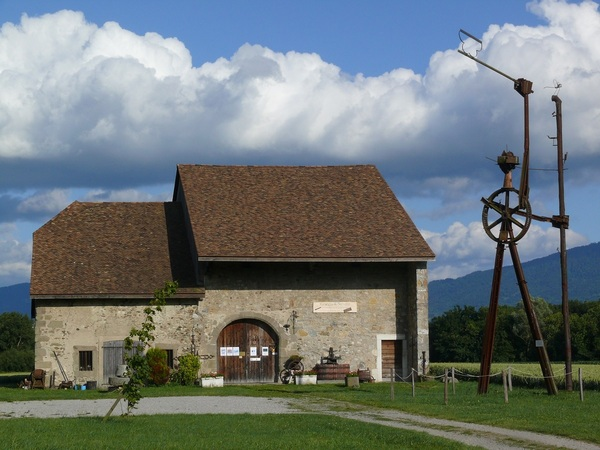 Musée des Granges de Servette image