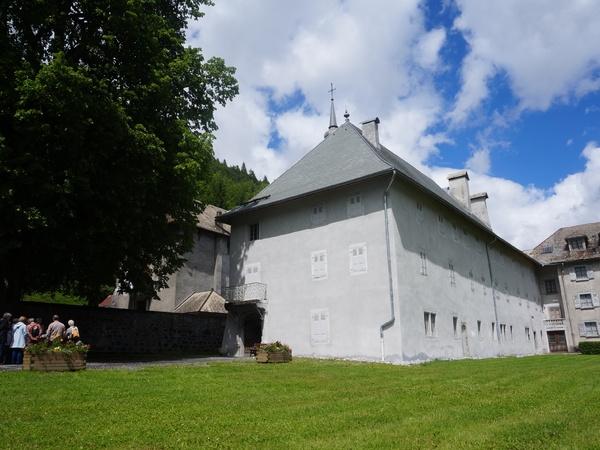 Abbaye de Sixt-Fer-à-Cheval image