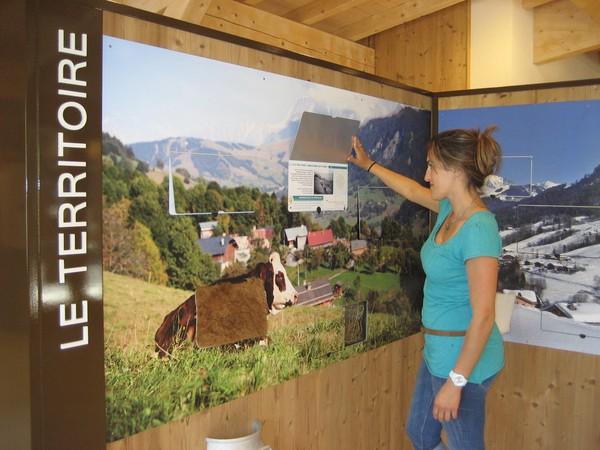 Musée digital - L'agriculture de montagne et nos savoir-faire fromagers