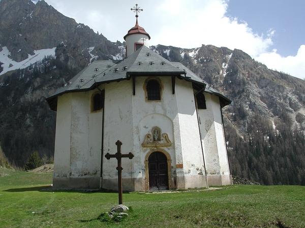 Chapelles du sanctuaire N D des Vernettes image