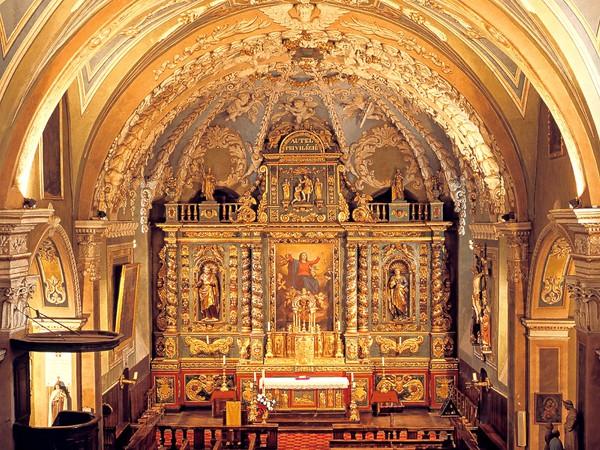Eglise baroque Notre Dame de l'Assomption image