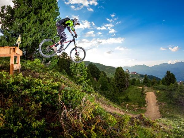 Bike Park La Plagne image