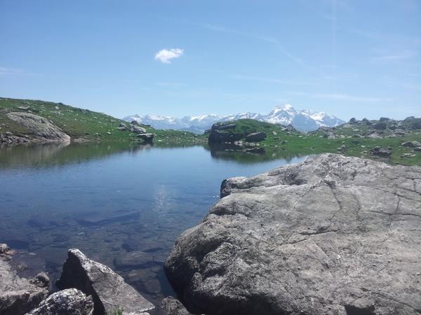 Sentier Lac de Portette image