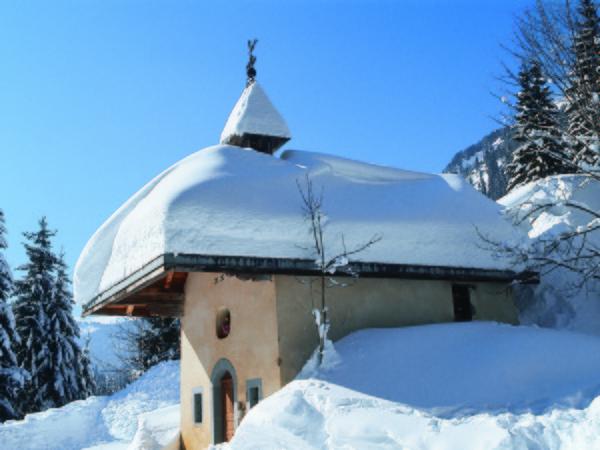 La chapelle de l'Essert image