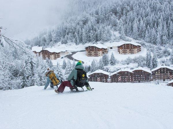 Le Snooc au Col du Corbier image