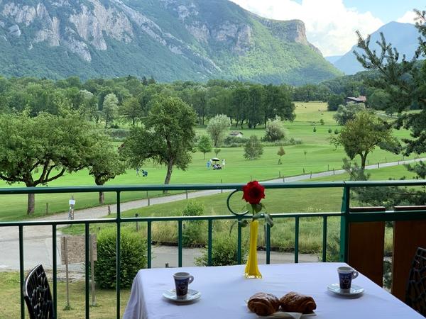 Le balcon du golf