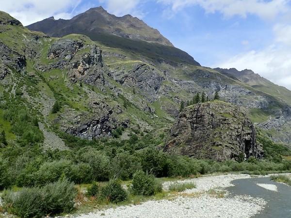 La Haute Maurienne au fil de l'eau - Géobalade :