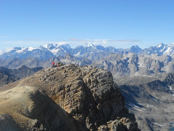 Site classé du Mont Thabor image