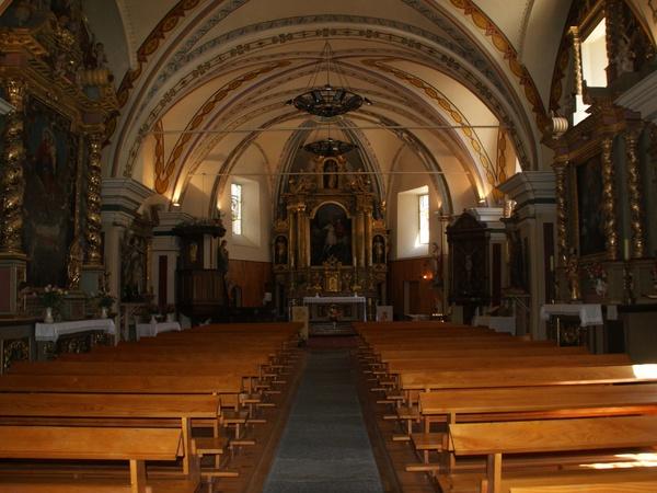 Eglise baroque St Maurice image