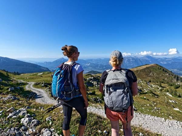 Les Vuardes et alpage de Vormy - Randonnée image