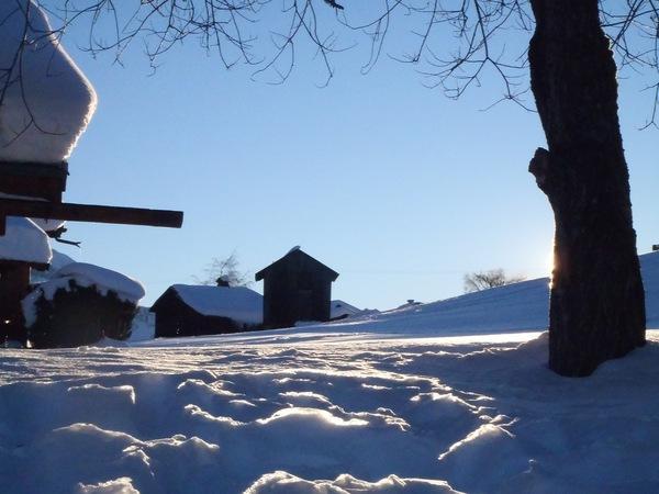 Tour du Pare - randonnée hivernale