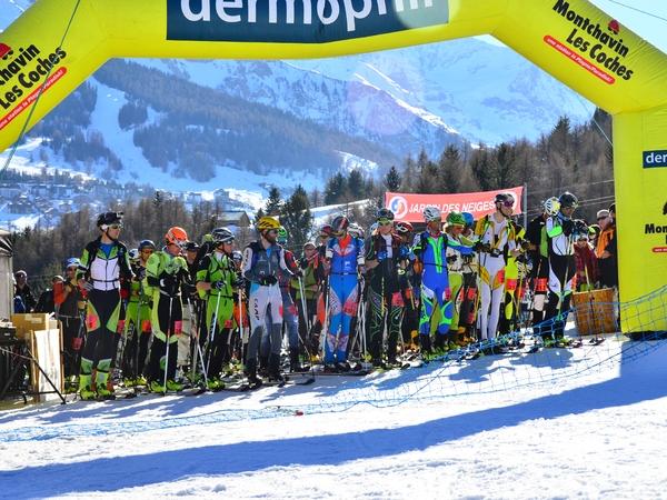 Course de ski alpinisme