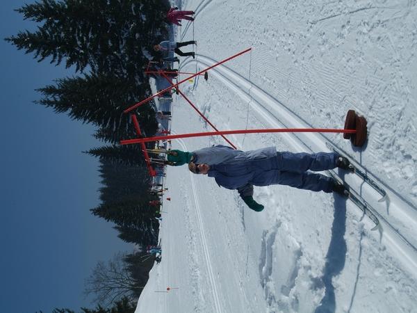 Ski nordique découverte image