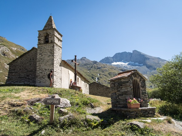 Les hameaux de Bessans image