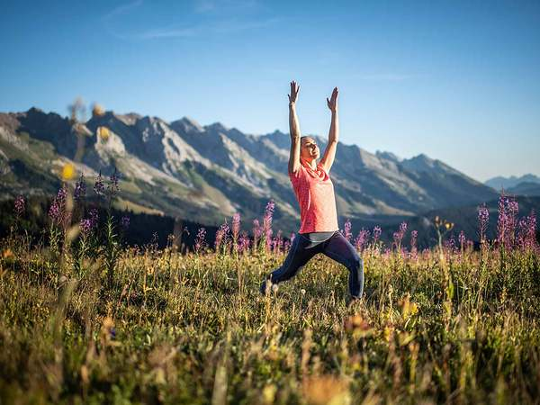 Randonnées & yoga image