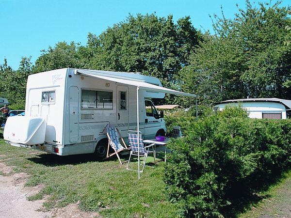 Aire d'accueil camping-car La Colombière