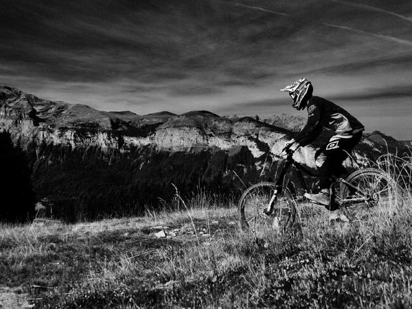 Bike Park Les Carroz image