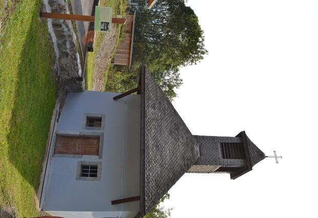 Chapelle des Miaux