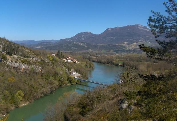 Le Rhône de chez nous