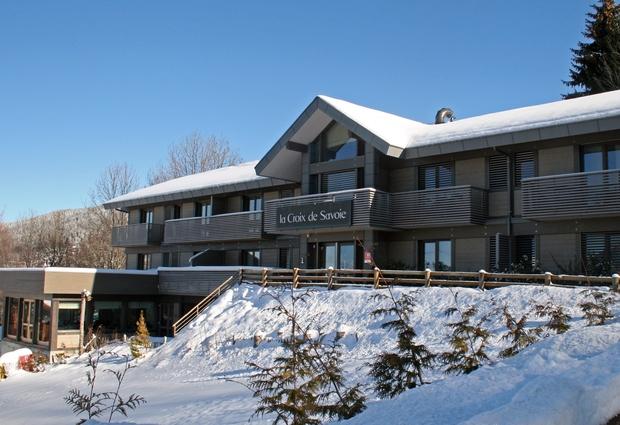 Hôtel La Croix de Savoie et Spa