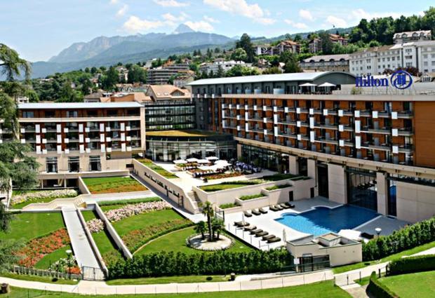 Hôtel Hilton Evian-les-Bains